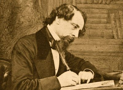a biography of charles dickens an american writer Charles w chesnutt: charles w chesnutt, first important black american novelist chesnutt was the son of free blacks who had left their native city of fayetteville, nc, prior to the american civil war.