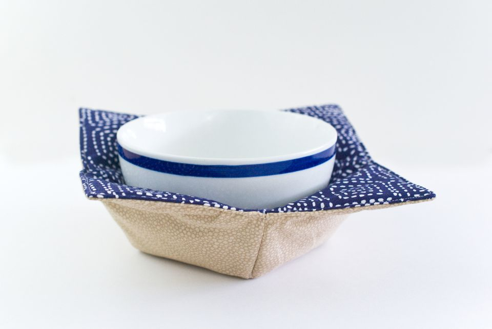 How to Make Microwaveable Bowl Holders
