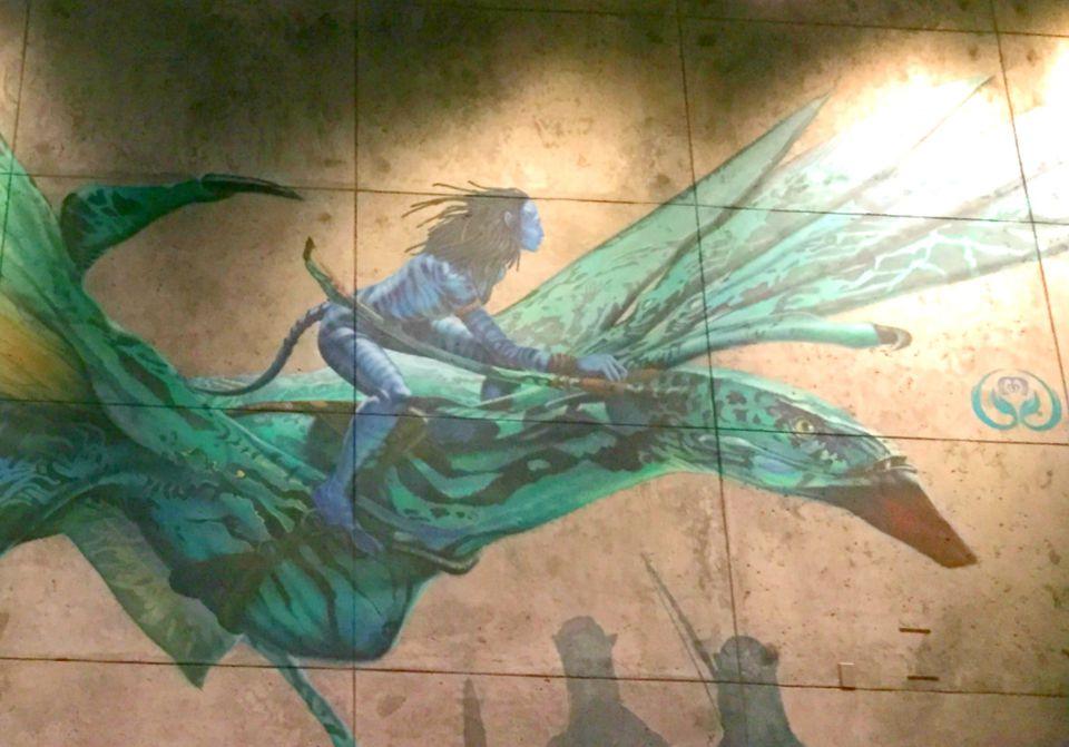 Avatar Flight of Passage at Disney's Animal Kingdom Park