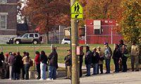 Queens Village voting