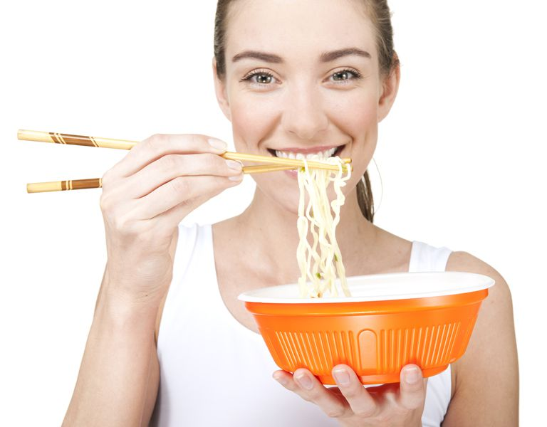 You can improve the nutrition of cheap ramen noodles.