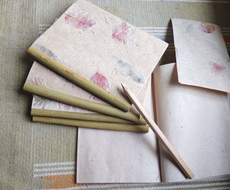 Mulberry paper books