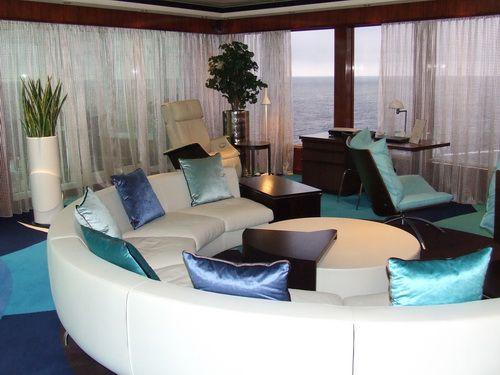 Norwegian Gem Garden Villa - Category A1 - Suite #14500
