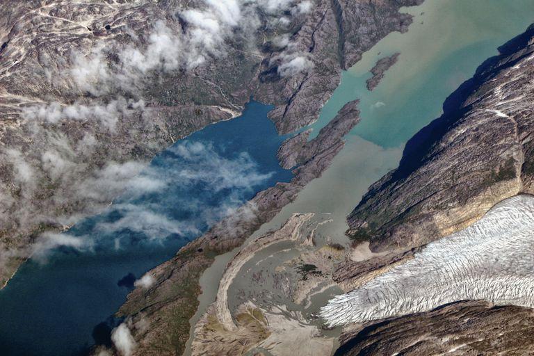 Melting Glacier, Greenland
