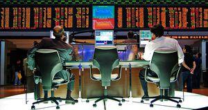 The San Paulo Stock Exchange