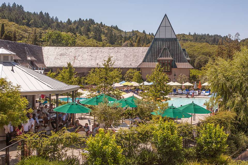 There's More Than Just Wine at Francis Ford Coppola Winery