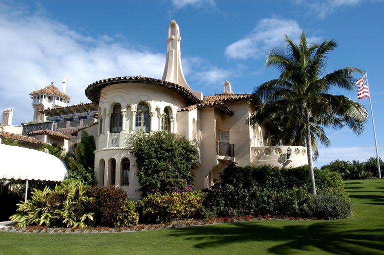 Mar-a-Lago mansion