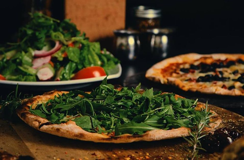 Il Focolaio makes Montreal's best pizza in a wood oven.