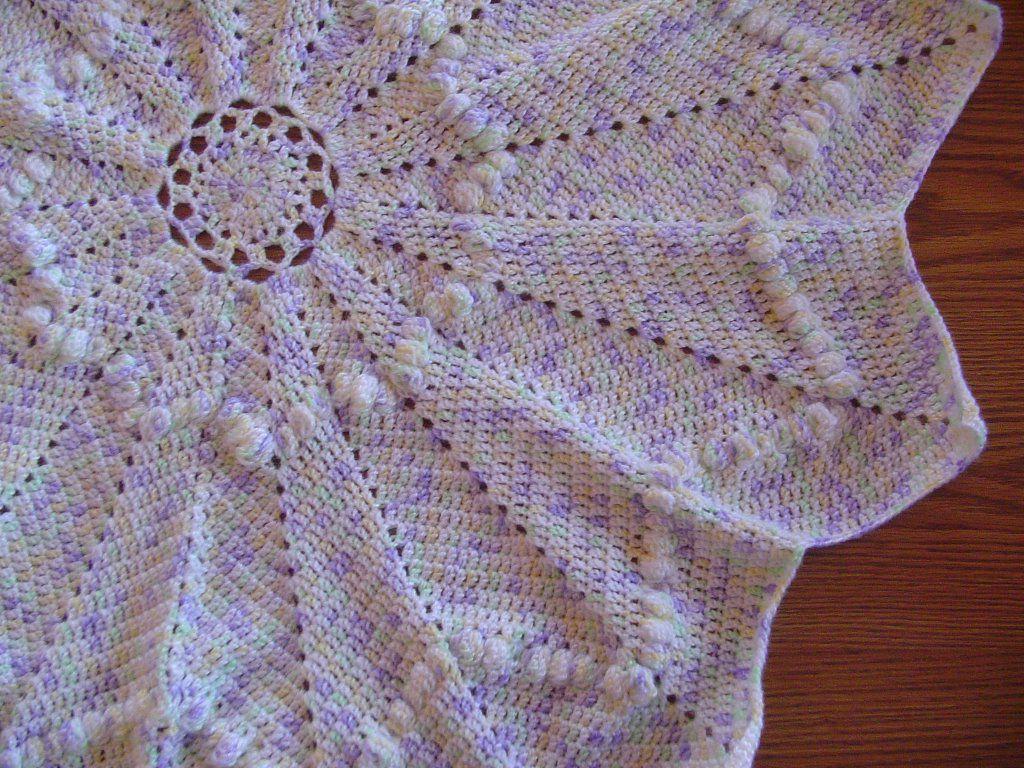 10 free ripple crochet afghan patterns bankloansurffo Images