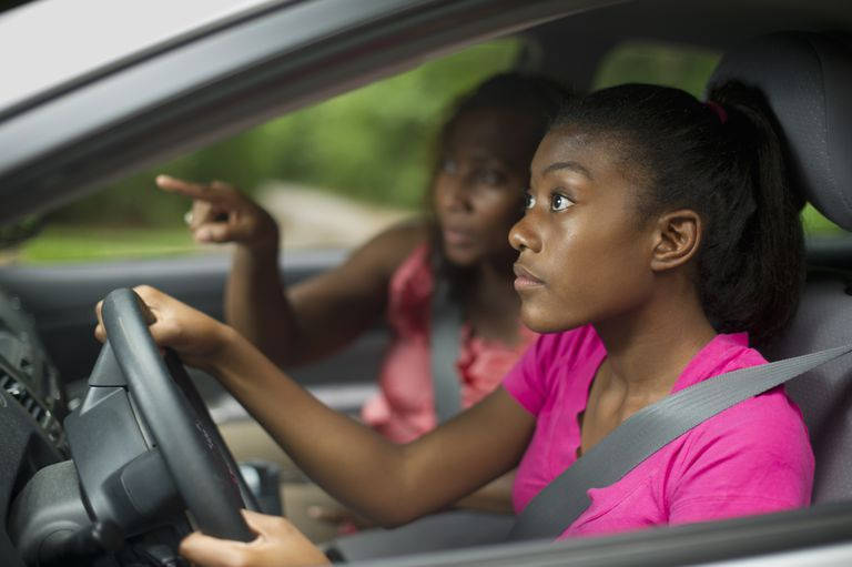 Parenting a 16-year-old often means teaching your teen how to drive.