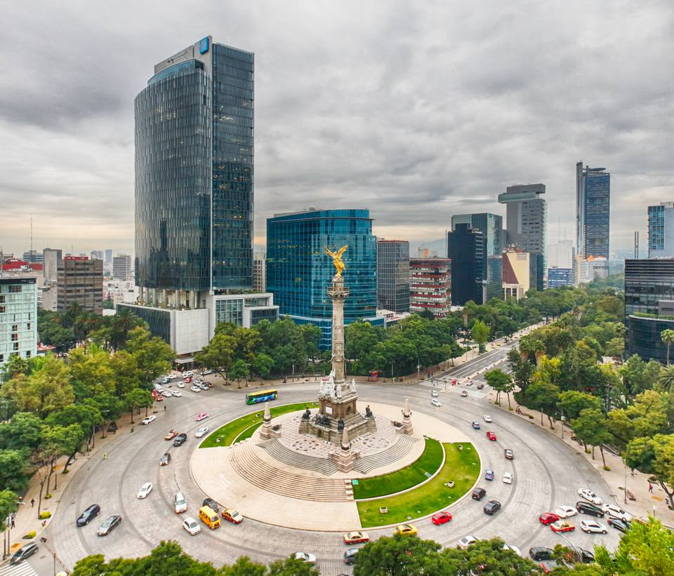 The Angel of Independence, Mexico City