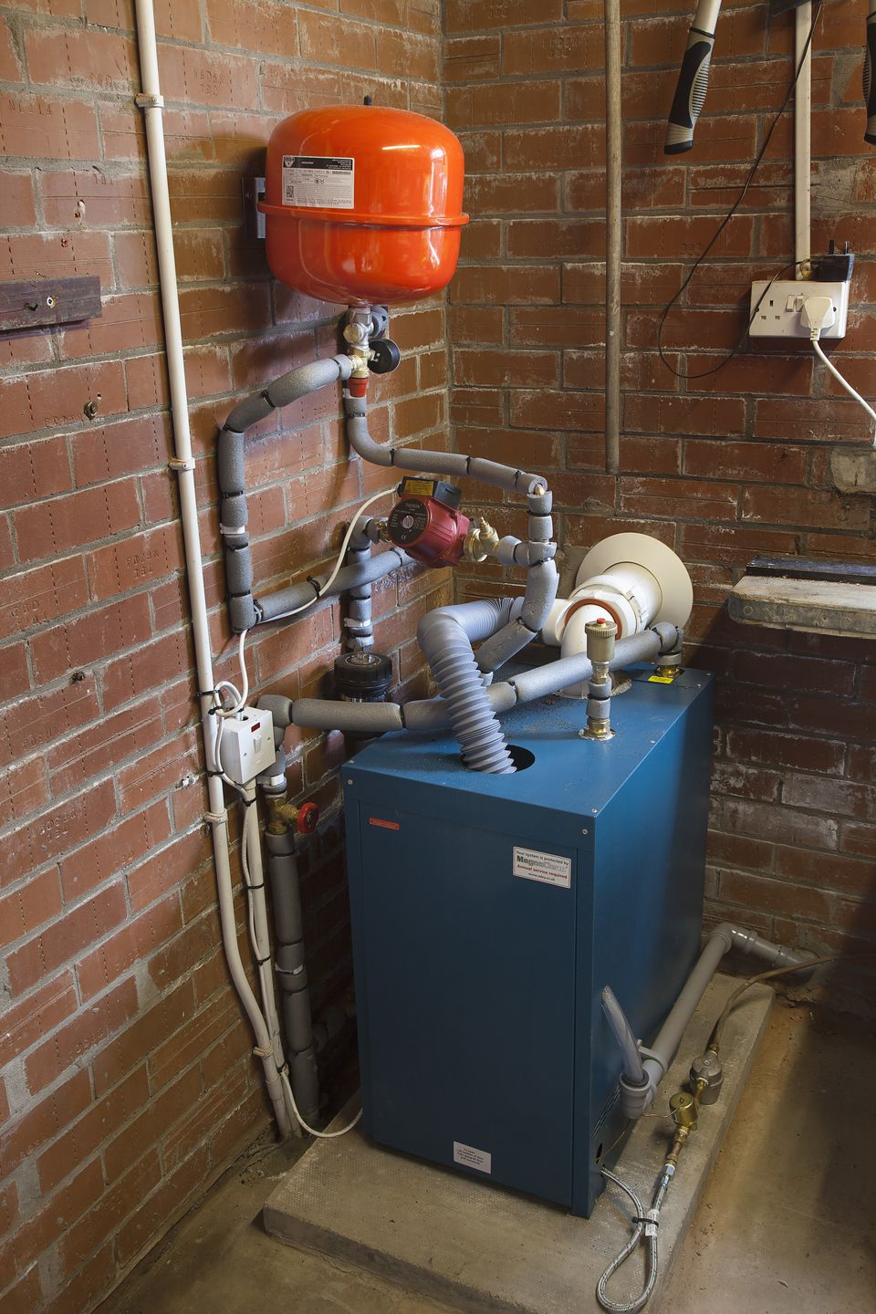 Waterside On A Boiler ~ Troubleshooting a gas fired hot water boiler