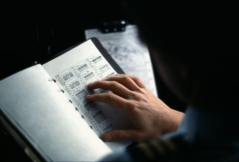 Pilot schedule