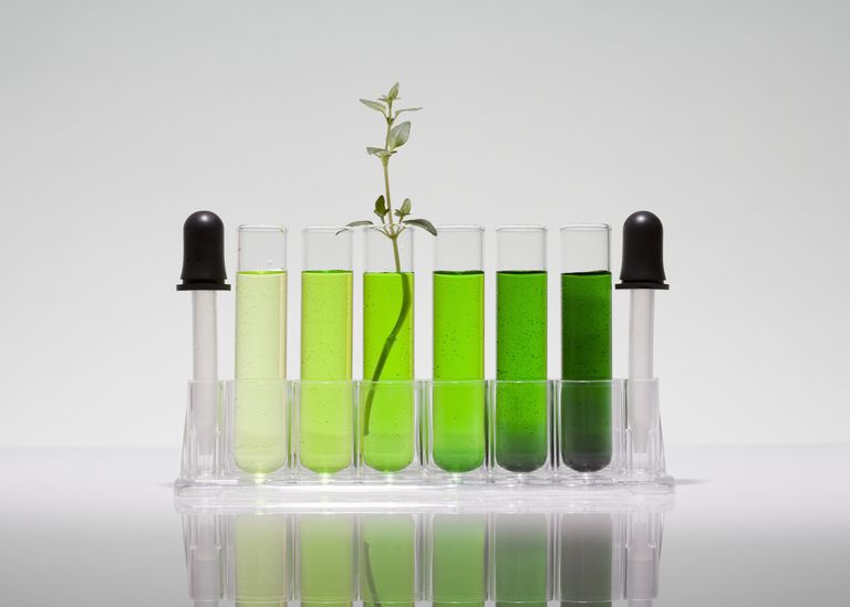 Green chemistry seeks to use sustainable resources as well as reduce and prevent pollution.