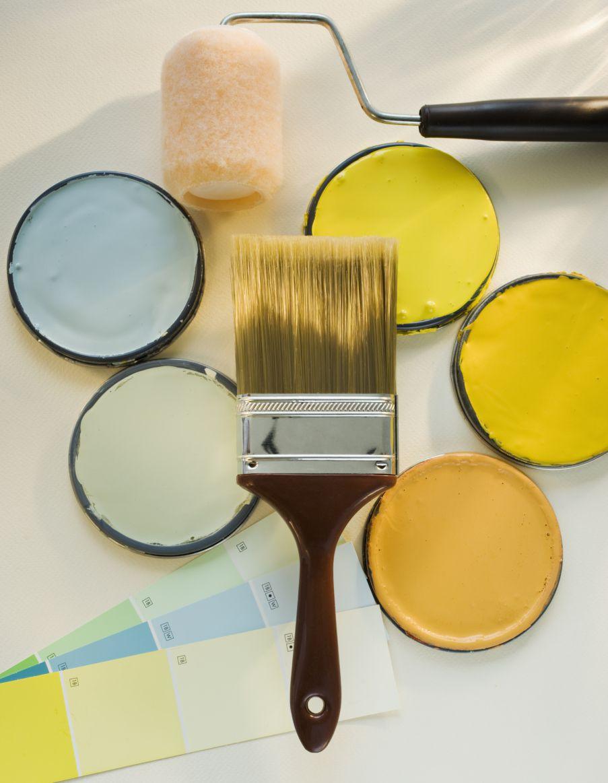 Pintura pl stica o esmalte sint tico - Mejor pintura plastica ...