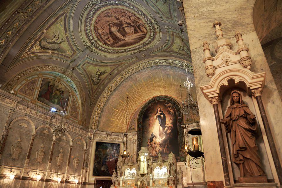Notre-Dame-de-Bon-Secours Chapel and Marguerite Bourgeoys Museum.