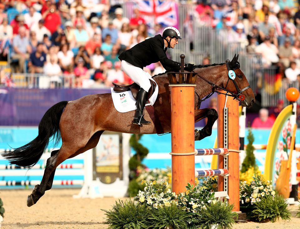 London Olympic equestrian sports