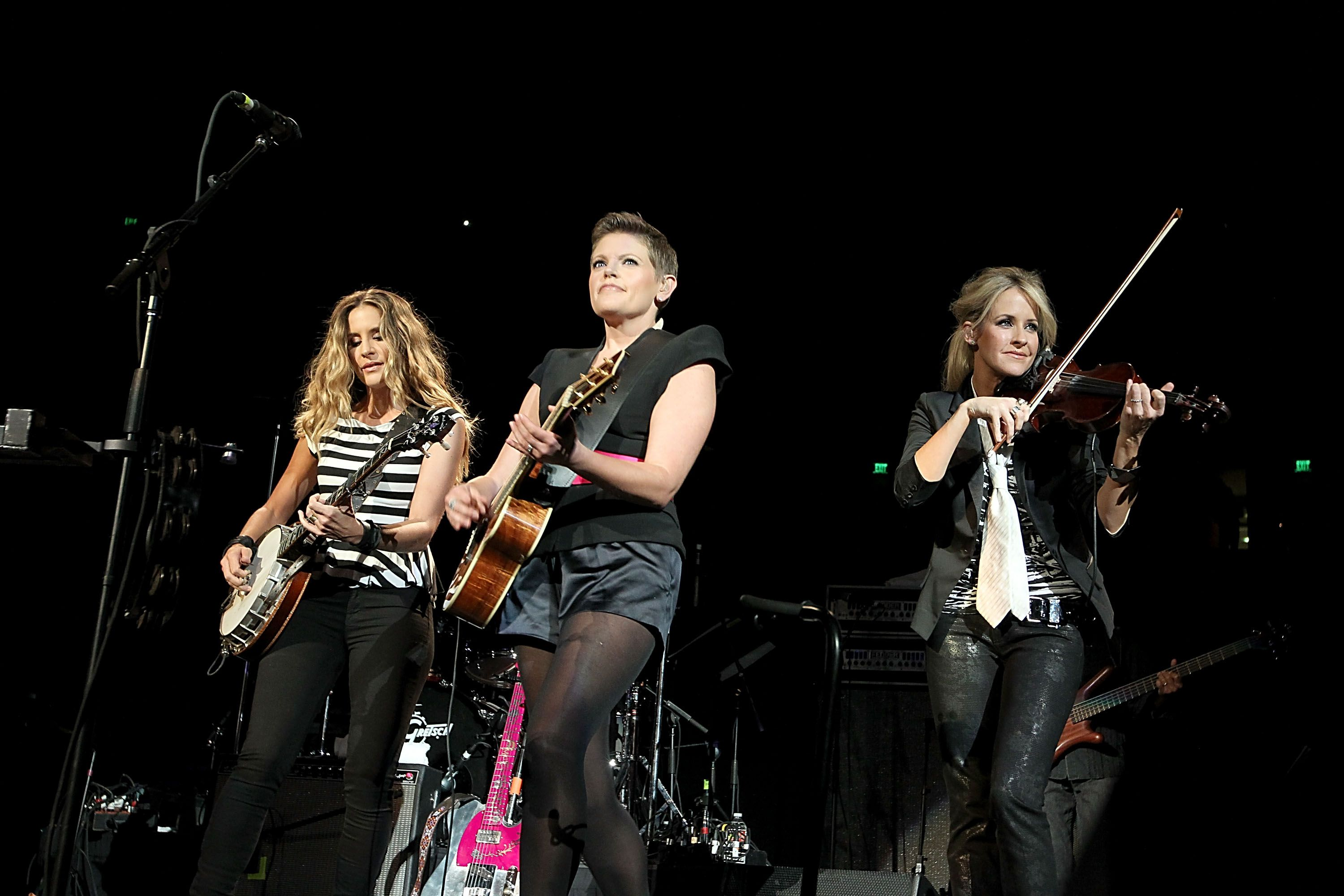 Dixie Chicks Tour Members