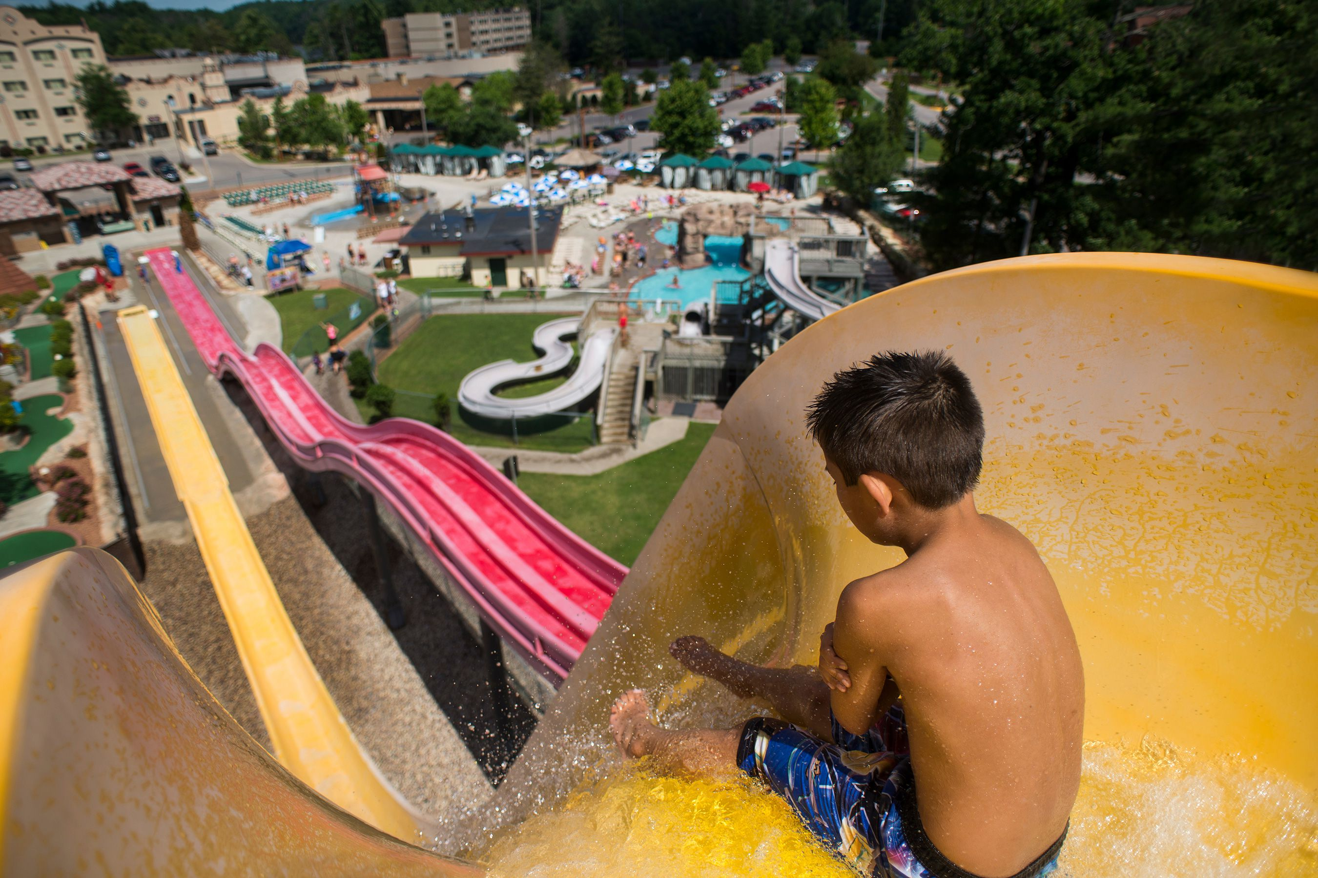 water parks near washington dc maryland and virginia