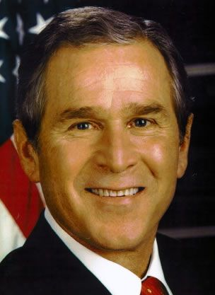 George W Bush, Forty-Third President of the United States