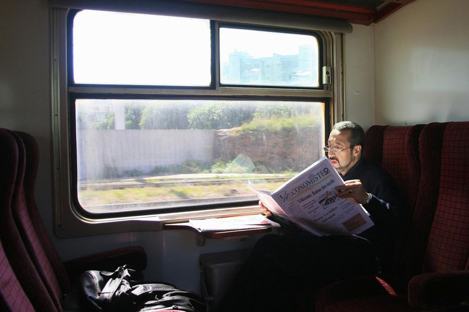 Train Schedule for Travel to and From Casablanca Morocco