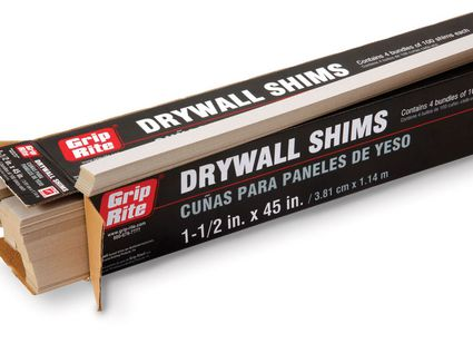 what thickness does drywall come in