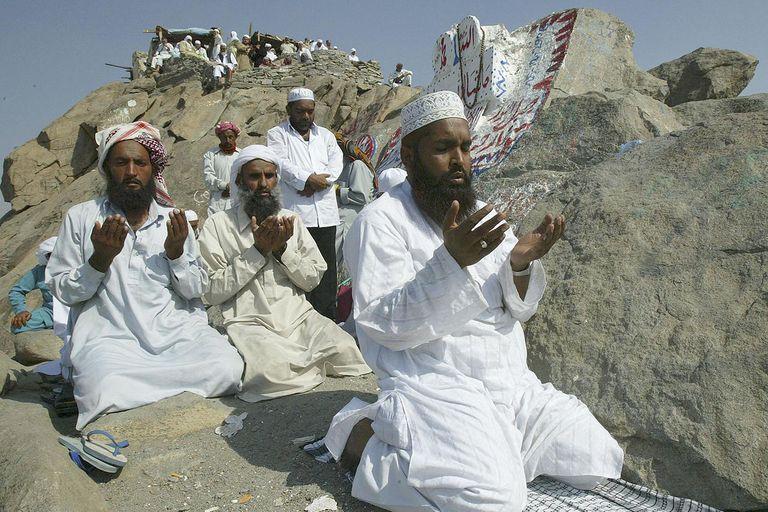 Muslims Prepare for Annual Hajj in Mecca