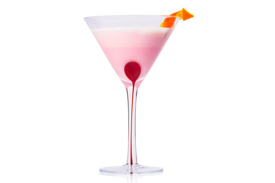 Angel's Delight Cocktail