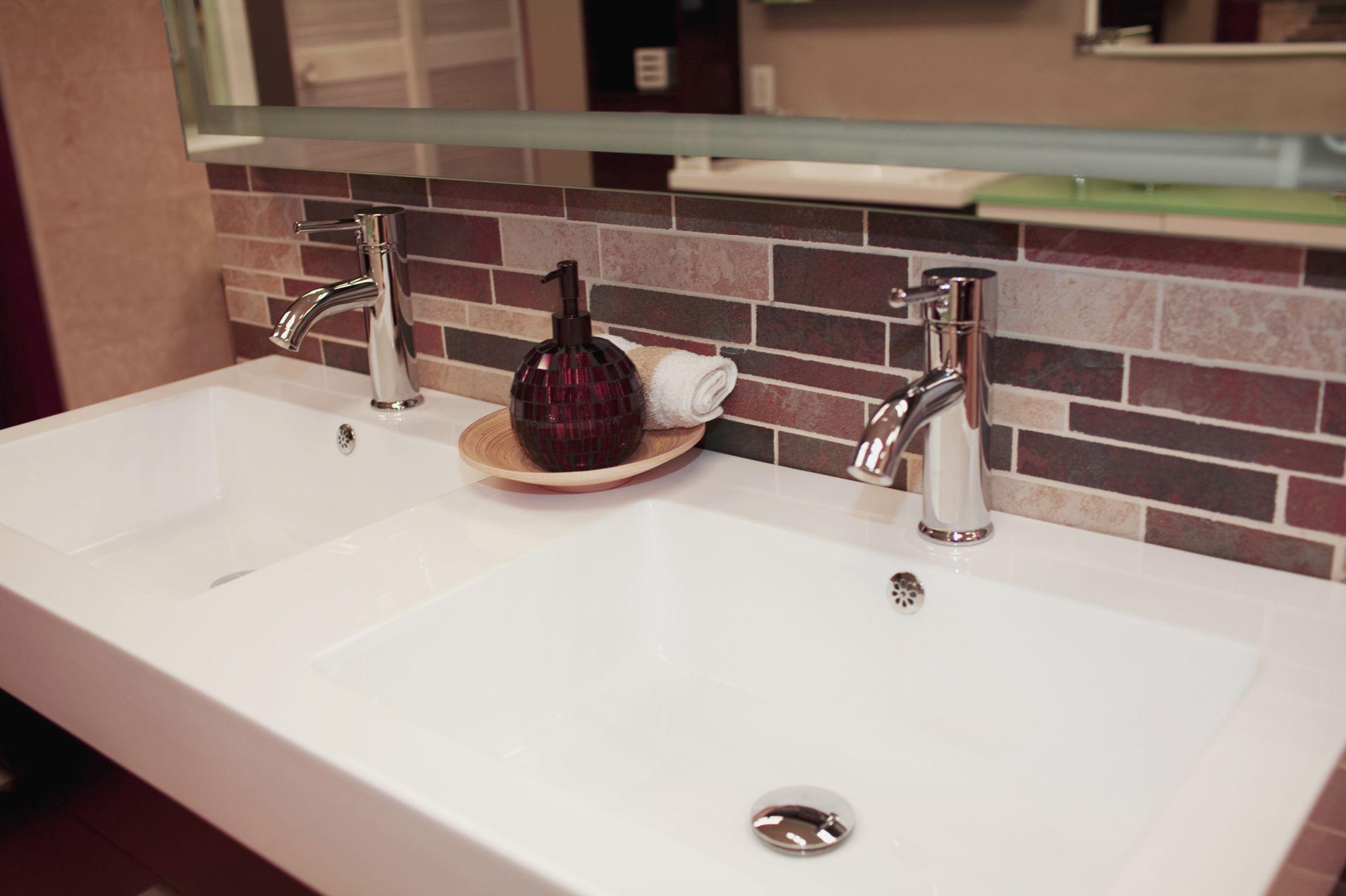 Bathroom sink and counter - Bathroom Sink And Counter 37