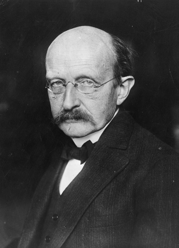Max Planck, German theoretical physicist who discovered quantum theory.