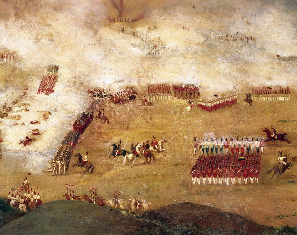 Battle of Ayacucho