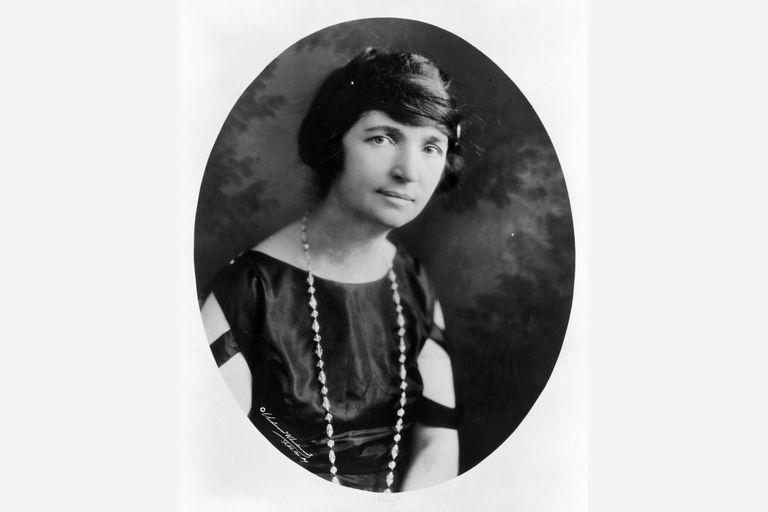 Margaret Sanger, about 1920