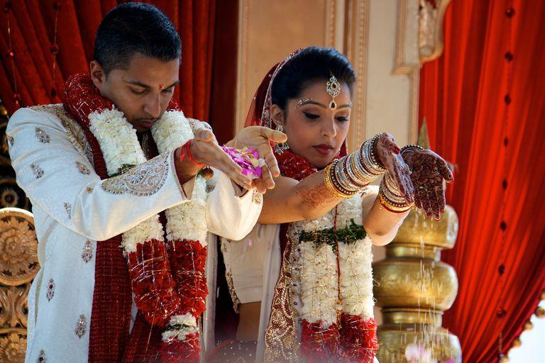 Hindu Wedding blessings