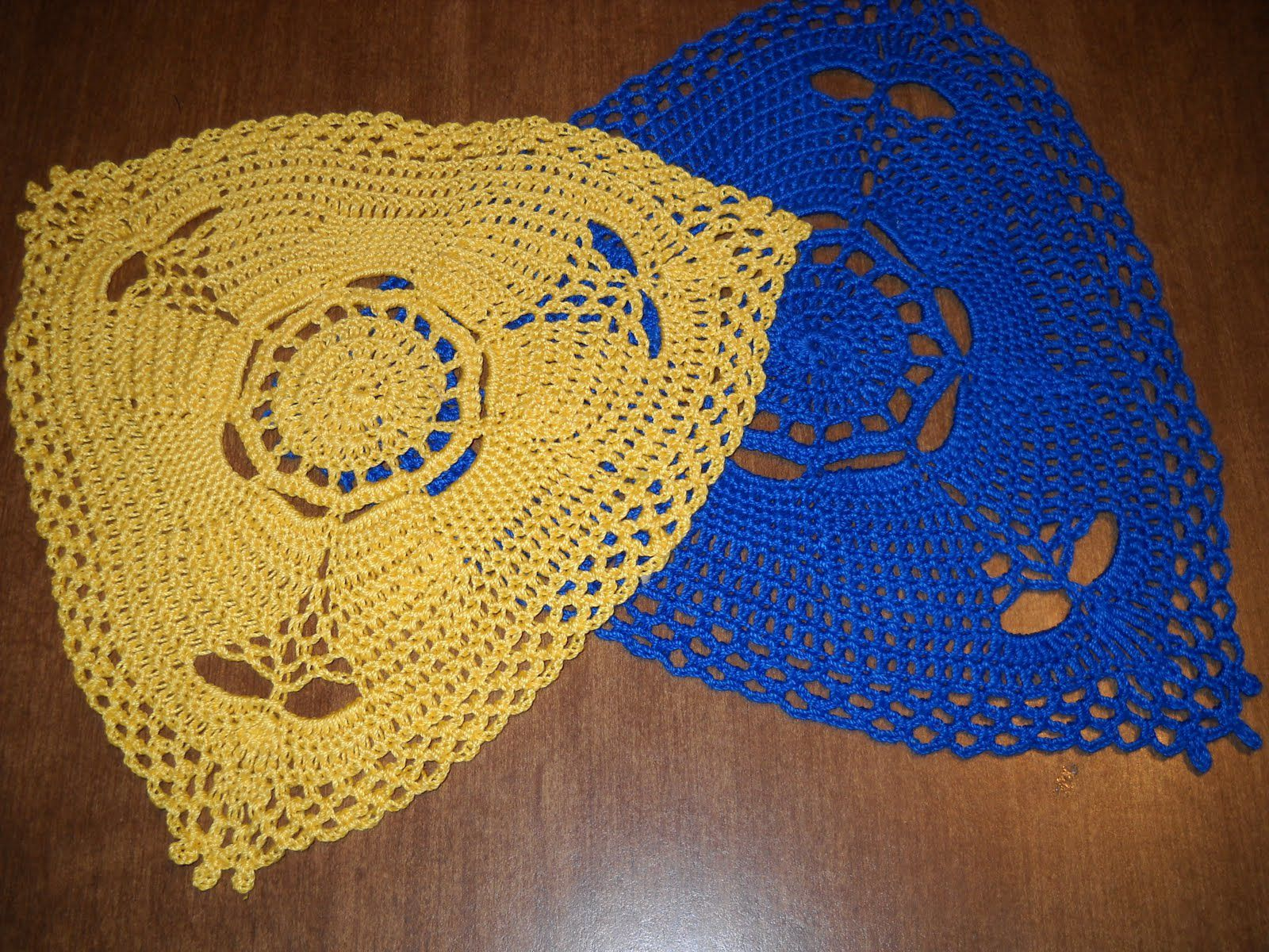 10 free crochet doily patterns bankloansurffo Image collections