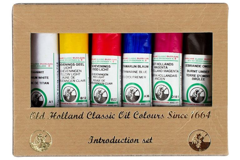 Top 10 Brands Of Oil Paints For Artists