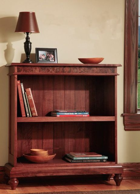15 Free Bookcase Plans You Can Build Right Now