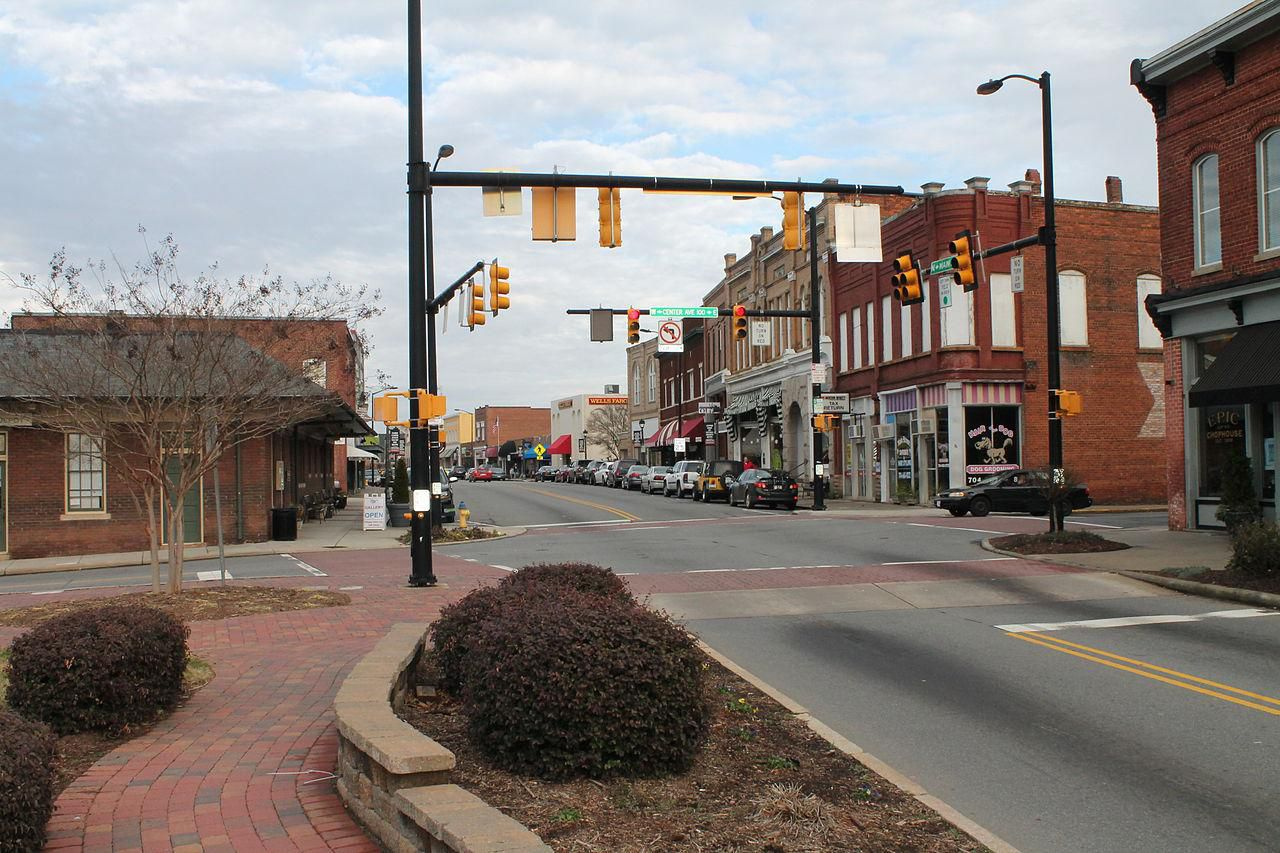 Mooresville A Town Of Charm And History In Alabama