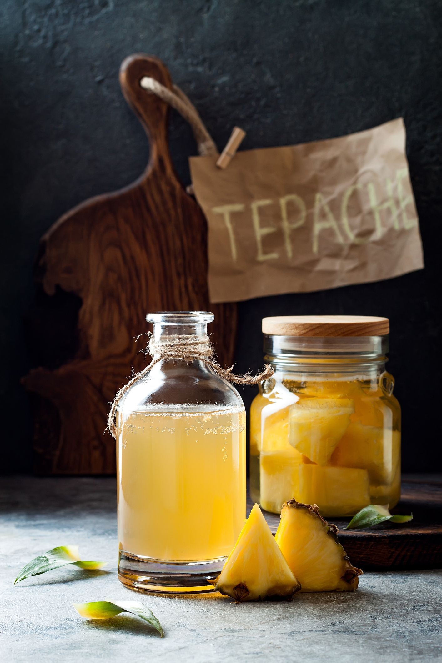 Pineapple Tepache Recipe