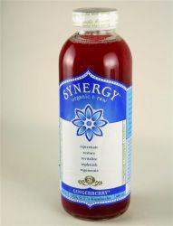 An image of Synergy Gingerberry Kombucha.