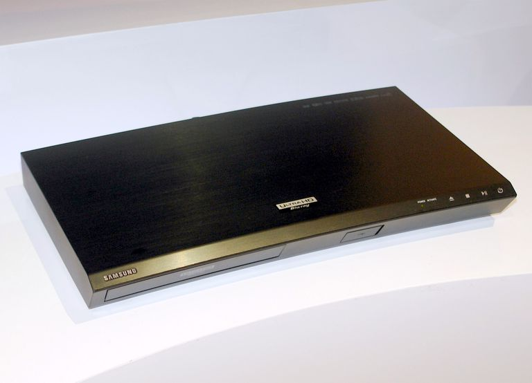 Samsung UBD-K8500 Ultra HD Blu-ray Disc Player
