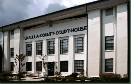 Wakulla County Courthouse