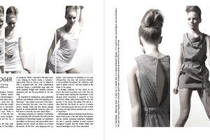 Nicole Bridger Fashion Photoshoot for ION Magazine