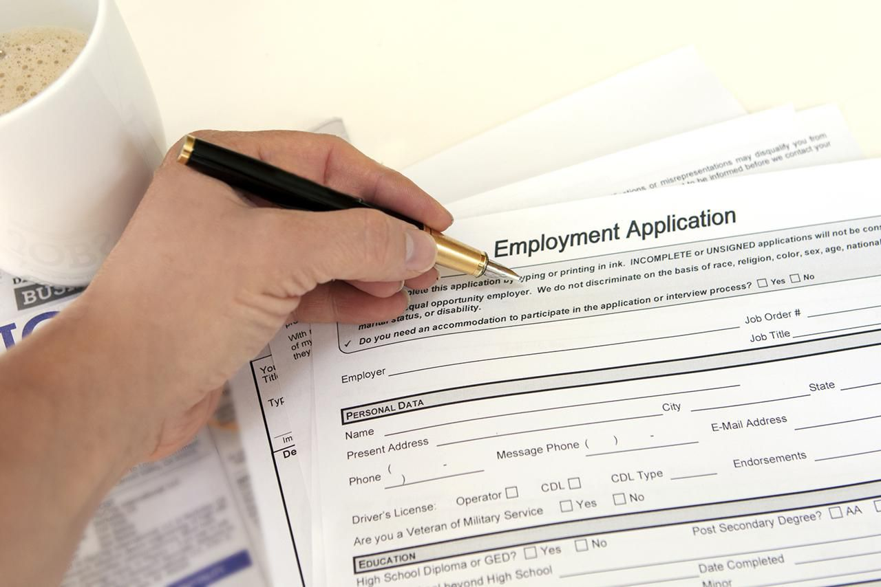 How to successfully complete government job applications falaconquin