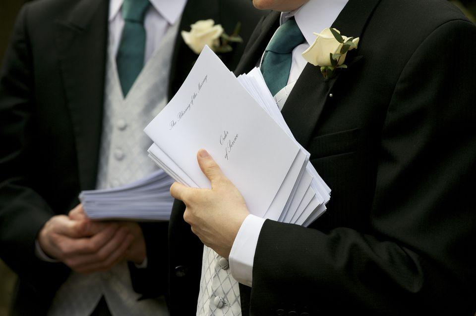 Wedding Ushers