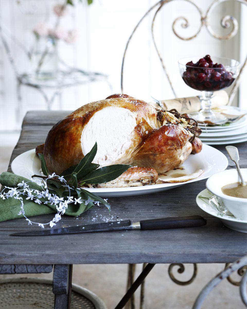 roast turkey recipe