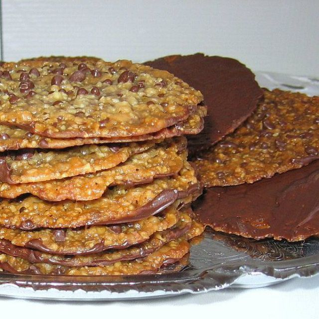 Polish Florentine Cookies or Florentynki