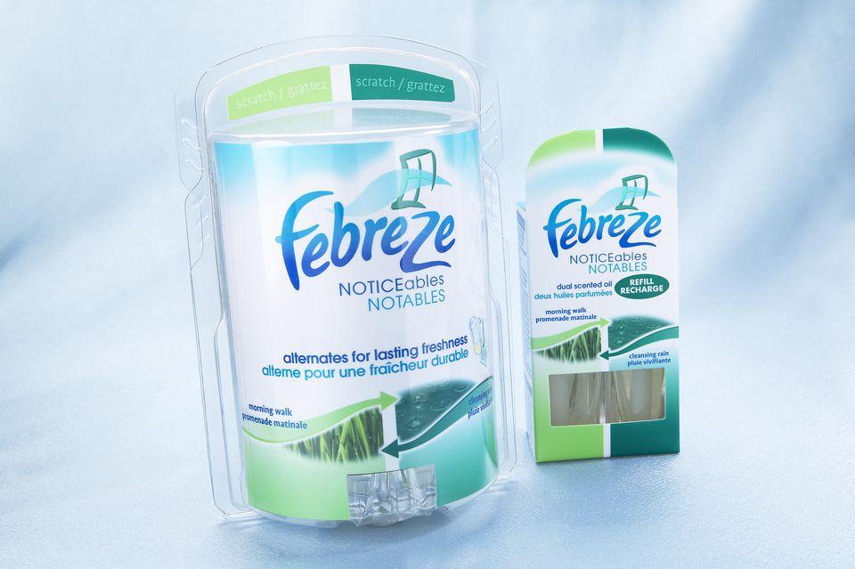 Febreze Noticeables Dual Scented Oil Air Freshener