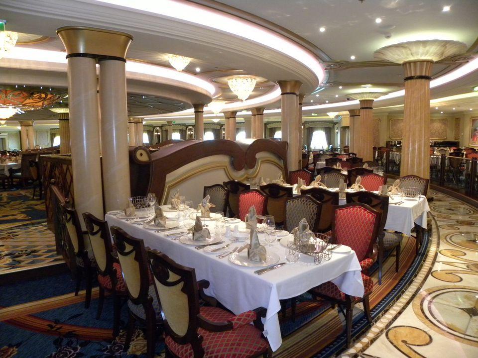 Disney Dream - Royal Palace Restaurant