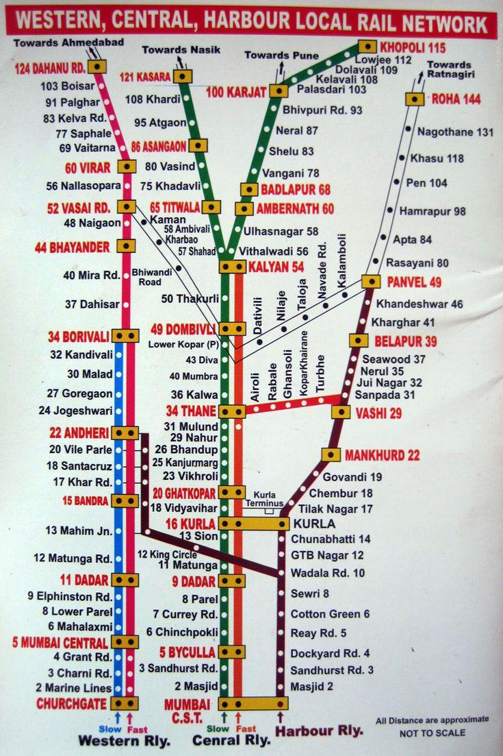 mumbai on map gallery