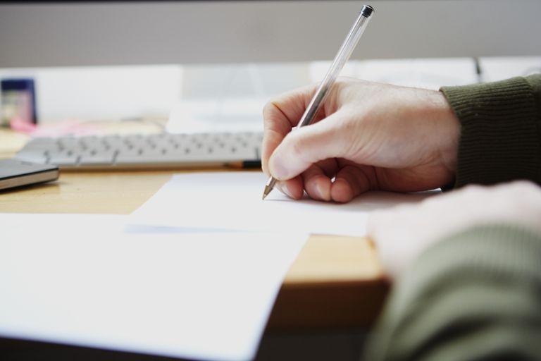 Write a Statement